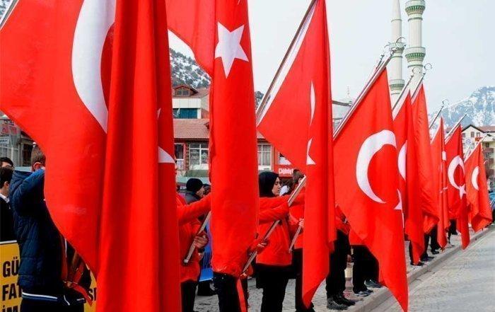 TURKEY-FLAGS