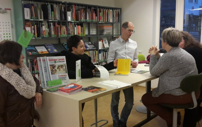 Exchange in Global Learning Library