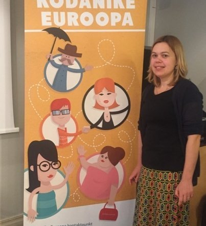 25.01.17 Europe for Citizens info day